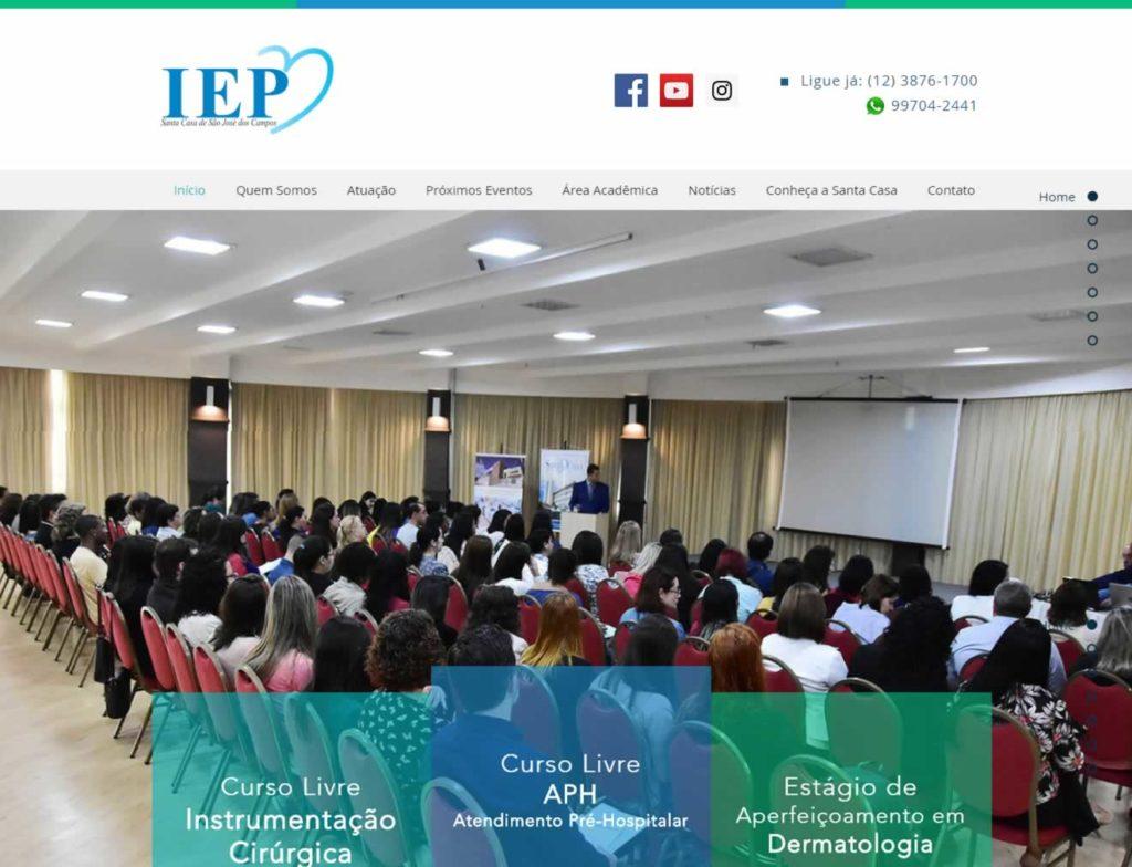 Portal IEP Santa Casa